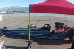 Craig Dales Dragster